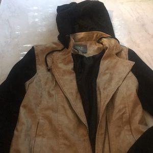 BKE Jackets & Coats - 2 for $20/ Bke faux leather jacket